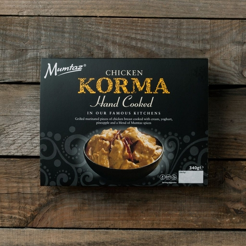 chicken korma pack