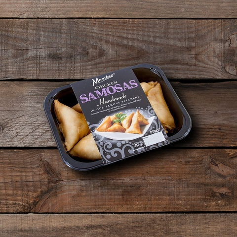 chicken samosa pack