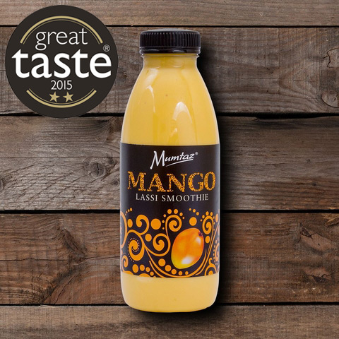 mango lassi smoothie bottle-AWARD
