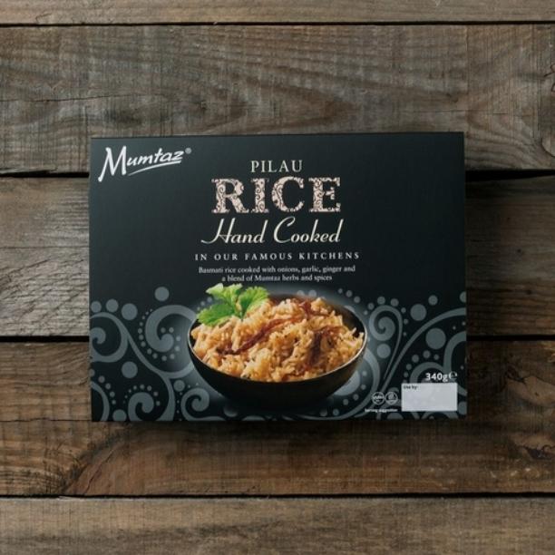 pilau rice pack
